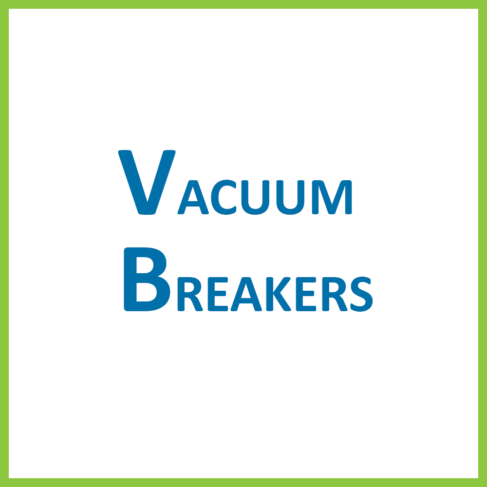 Vacuum Breakers
