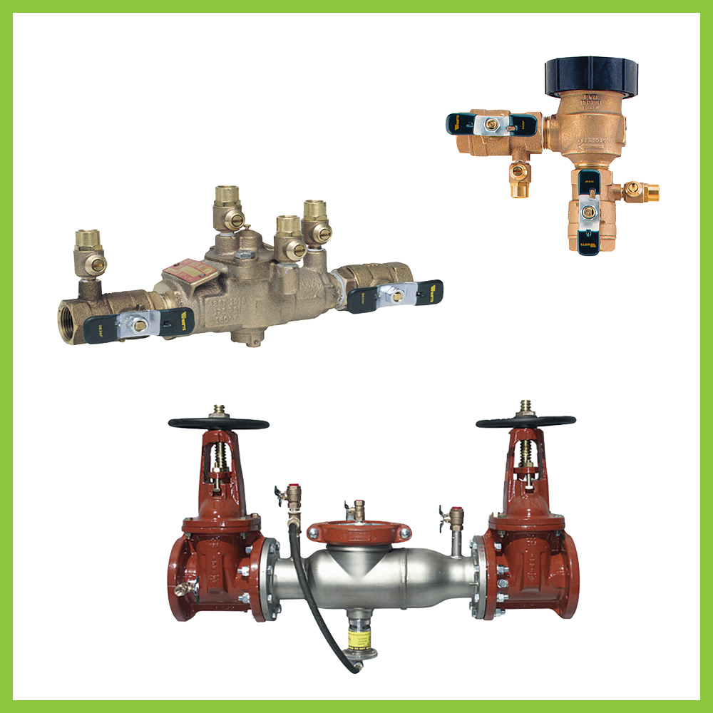 Backflow Assemblies
